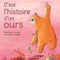 C'EST L'HISTOIRE D'UN OURS (ROSE)