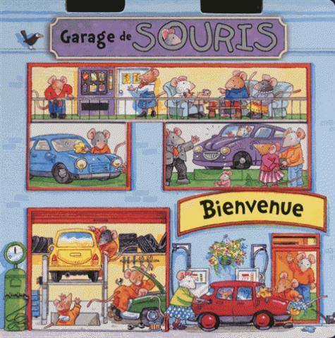 GARAGE DE SOURIS