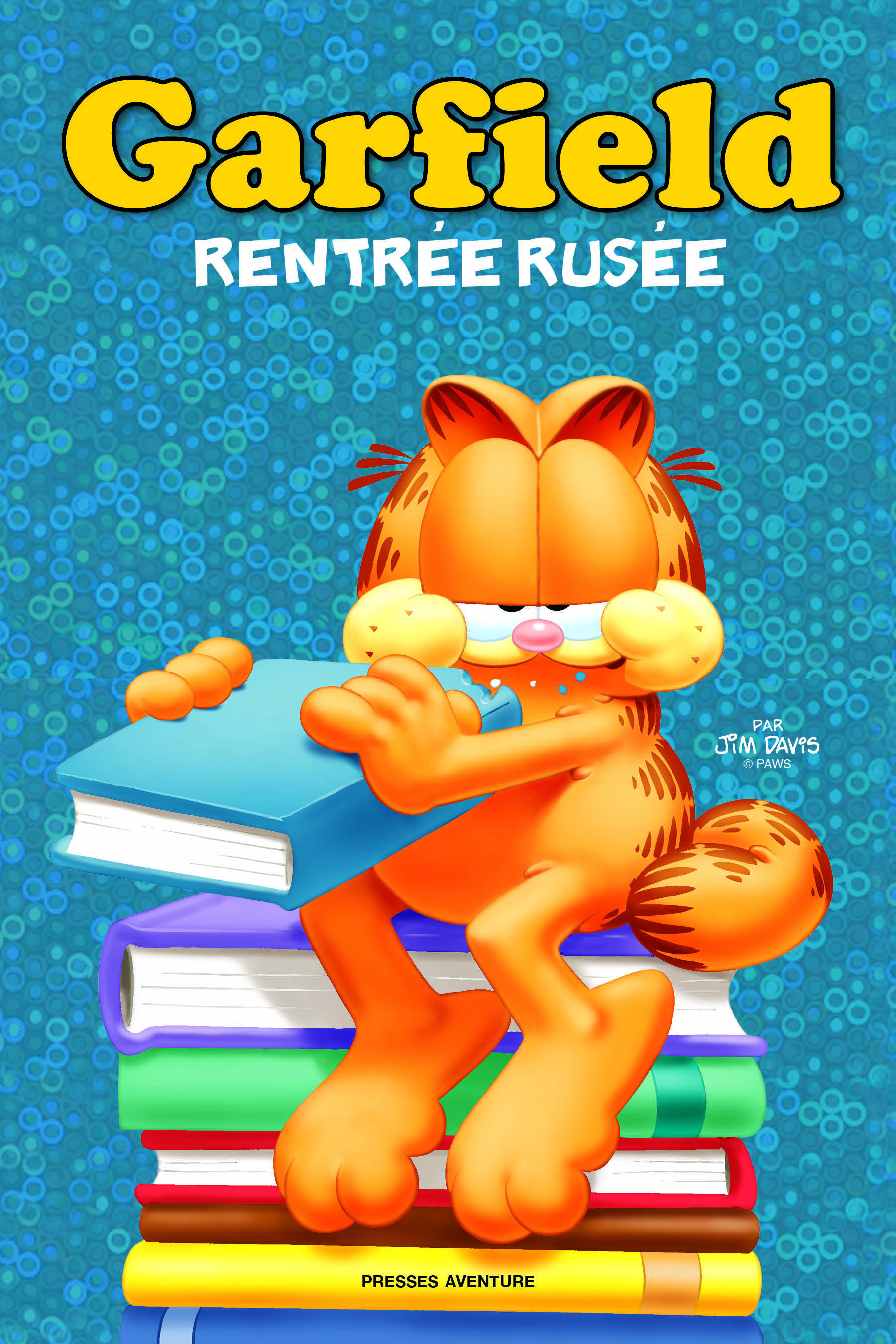 GARFIELD BD THEMATIQUE - RENTREE RUSEE
