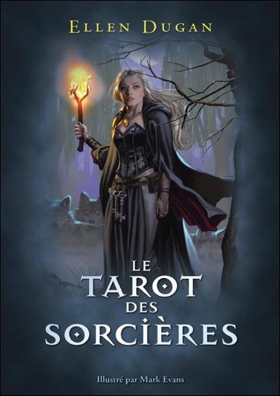 TAROT DES SORCIERES - COFFRET 78 CARTES