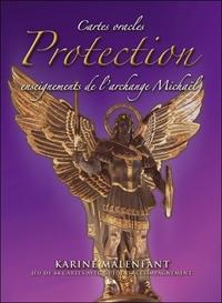 PROTECTION, ENSEIGNEMENTS DE L'ARCHANGE MICHAEL - COFFRET CARTES ORACLES