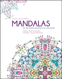 MANDALAS ET SES PETITS POEMES AU CHOCOLAT