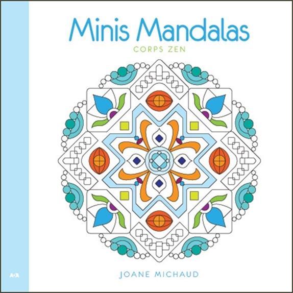 MINIS MANDALAS - CORPS ZEN