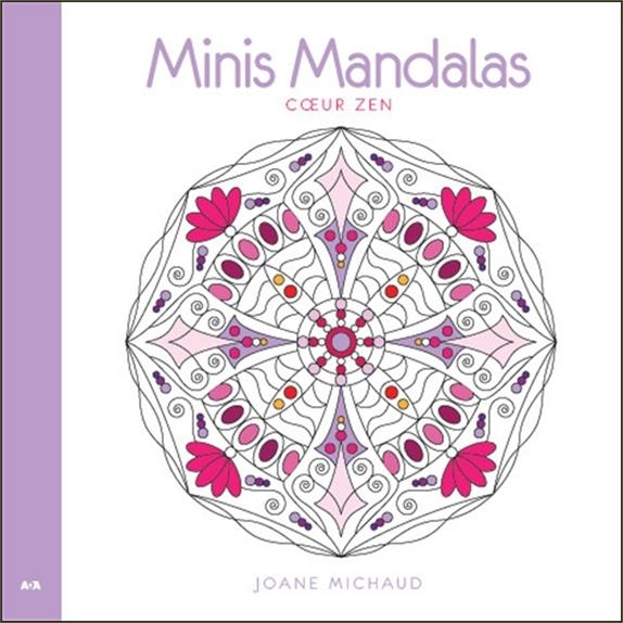 MINIS MANDALAS - COEUR ZEN