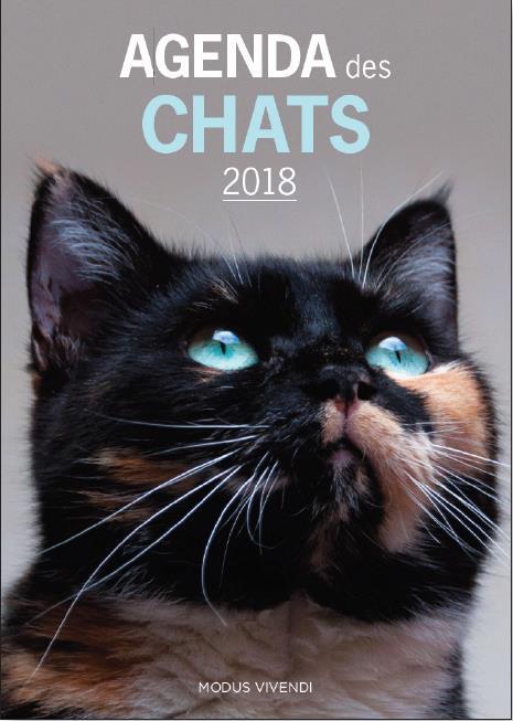 AGENDA DES CHATS 2018