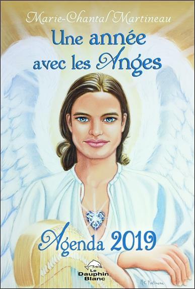 UNE ANNEE AVEC LES ANGES - AGENDA 2019