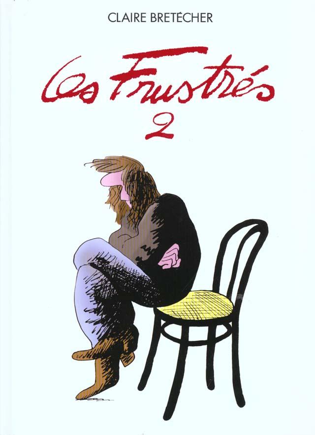 LES FRUSTRES T02 CARTONNE