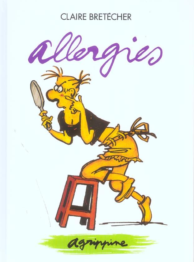 AGRIPPINE - ALLERGIES