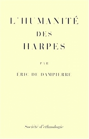 L'HUMANITE DES HARPES