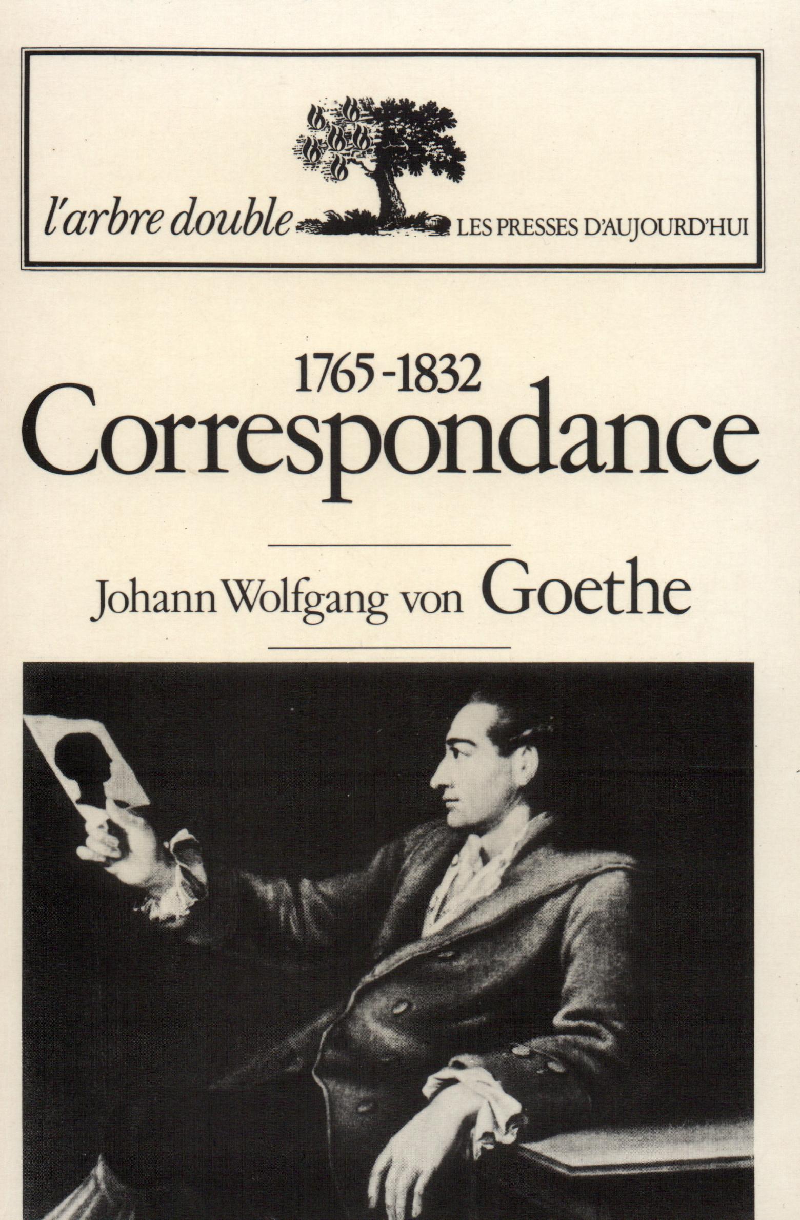 CORRESPONDANCE 1765-1832 - 1765-1832)