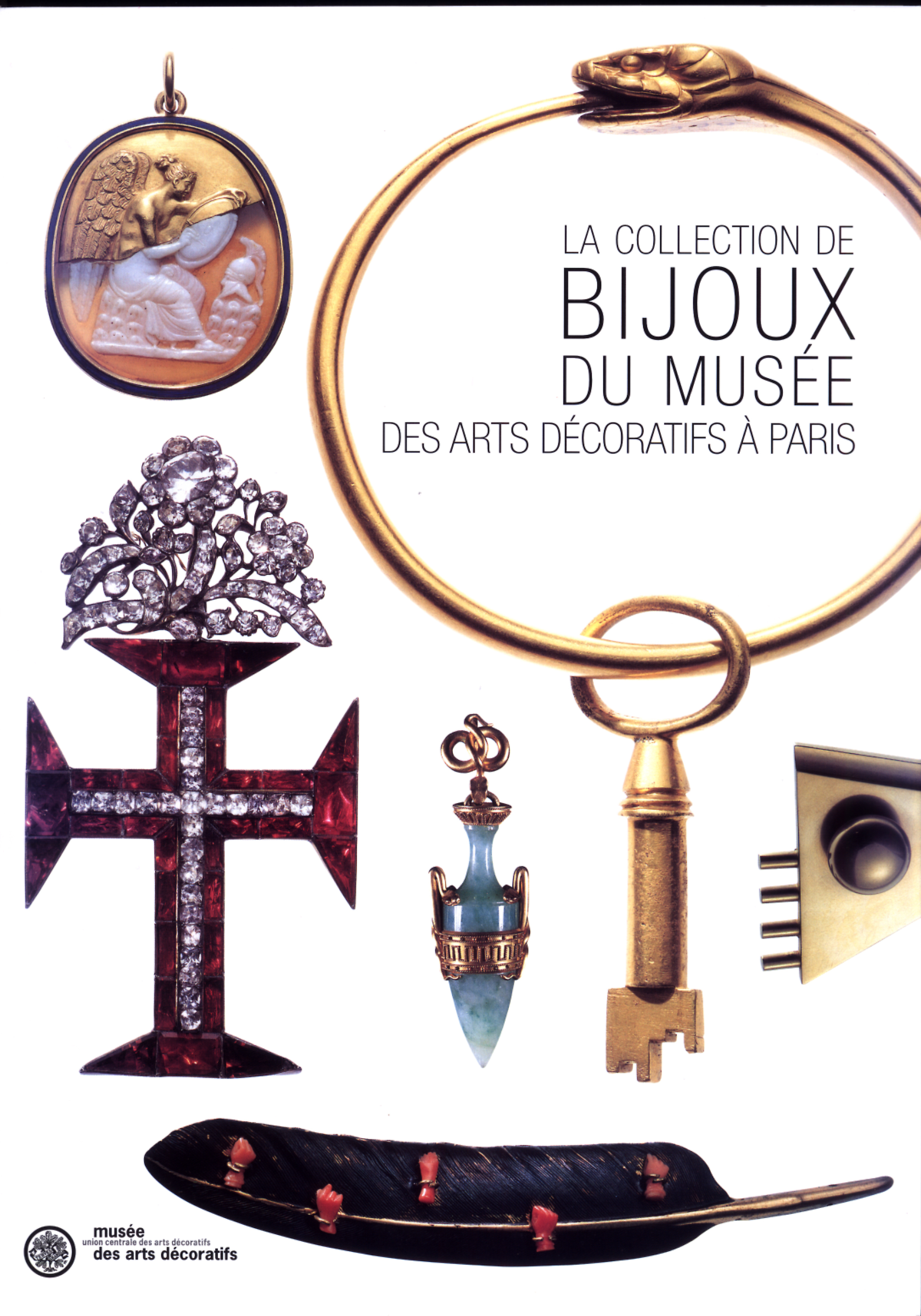 COLLECTION DE BIJOUX DU MUSEE DES ARTS DECORATIFS A ...