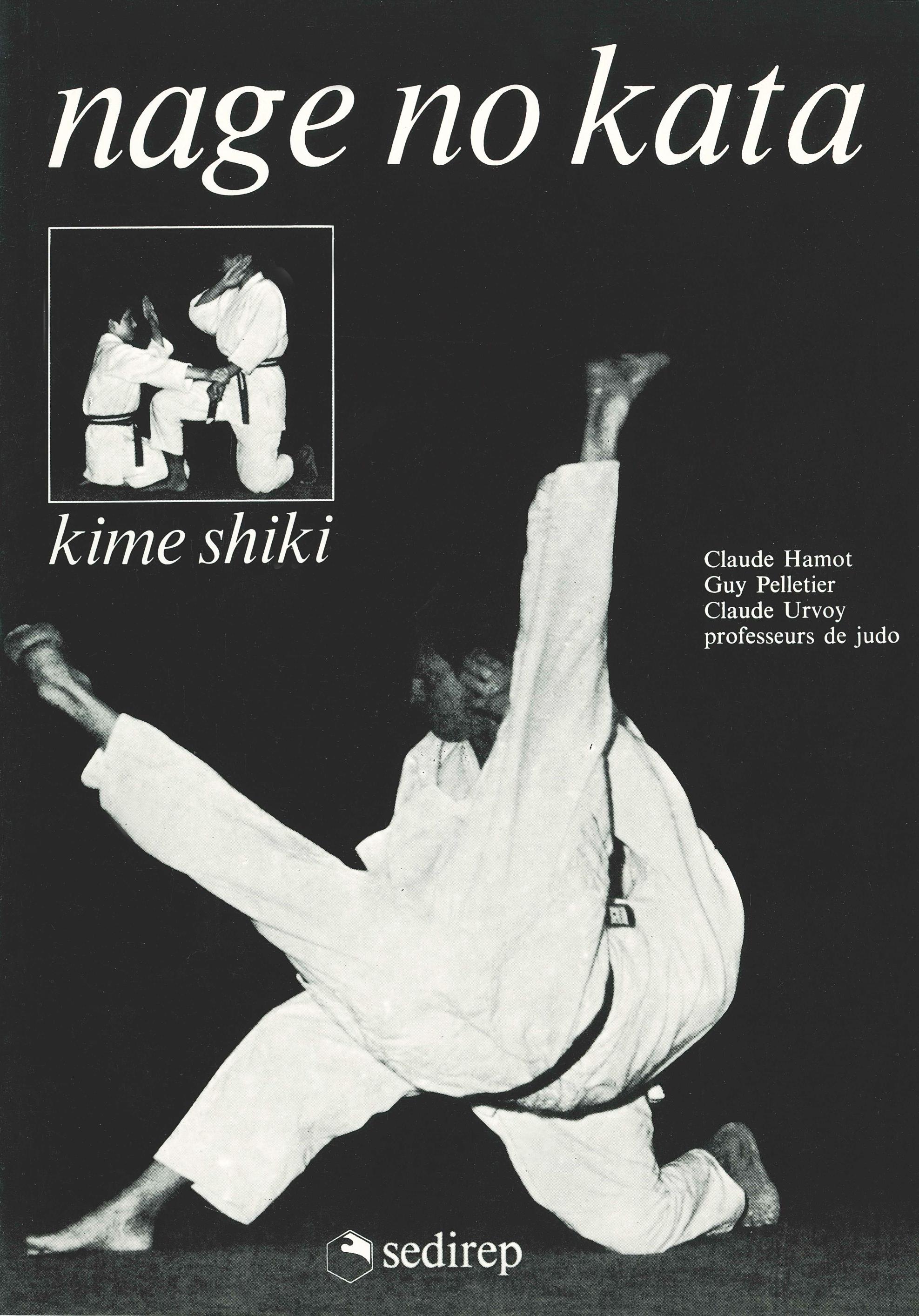 NAGE NO KATA - KIME SHIKI