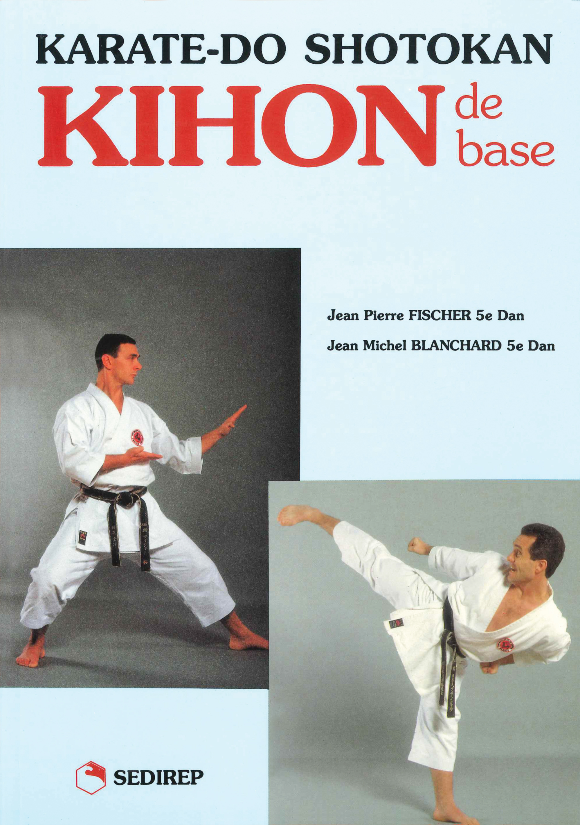 KARATE-DO SHOTOKAN KIHON DE BASE