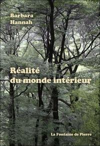 REALITE DU MONDE INTERIEUR
