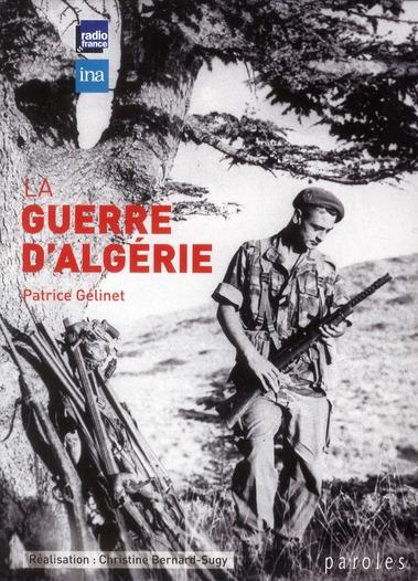 LA GUERRE D'ALGERIE - CD MP3.