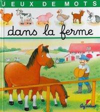DANS LA FERME - JEUX DE MOTS