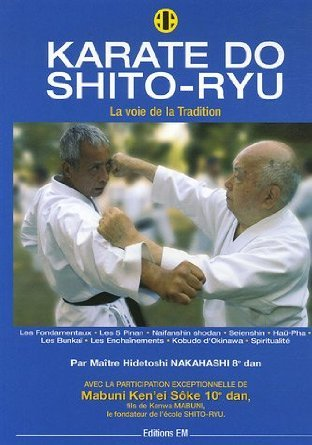 KARATE DO SHITO RYU