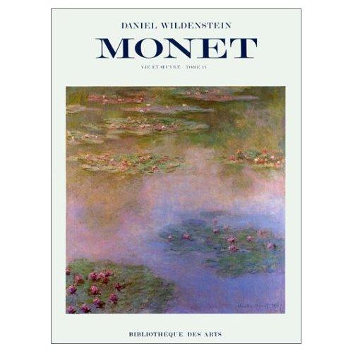 MONET. VIE ET OEUVRE, T.4. 1899-1926