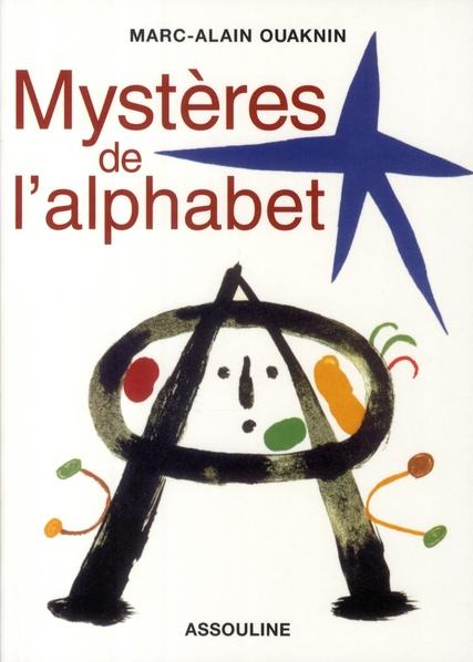 MYSTERES DE L ALPHABET