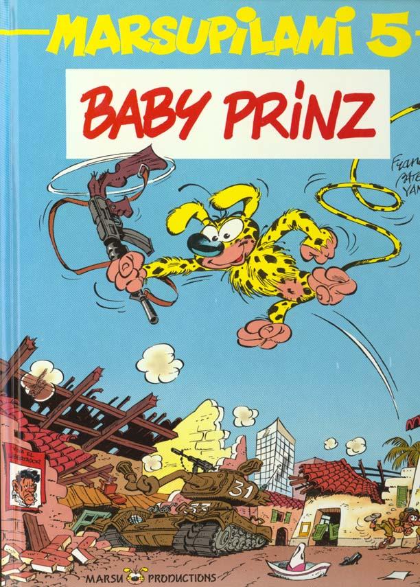 MARSUPILAMI - T5 - BABY PRINZ