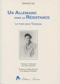 UN ALLEMAND DANS LA RESISTANCE