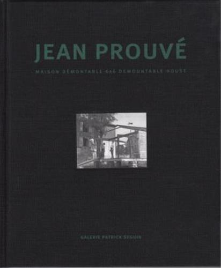 JEAN PROUVE MAISON DEMONTABLE 6X6 /FRANCAIS/ANGLAIS