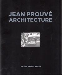JEAN PROUVE ARCHITECTURE - COFFRET 1 (5 VOL) /FRANCAIS/ANGLAIS