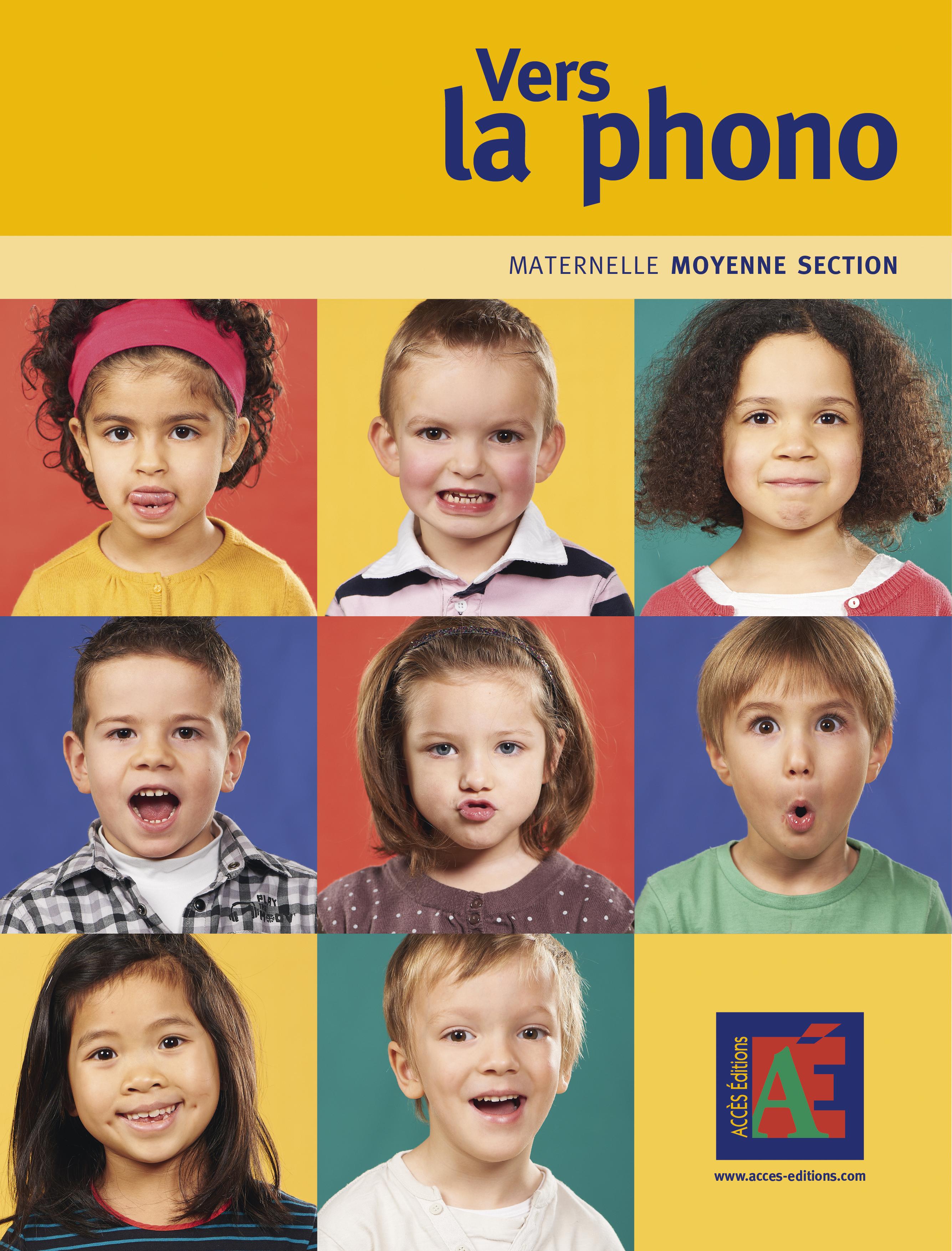 VERS LA PHONO MOYENNE SECTION