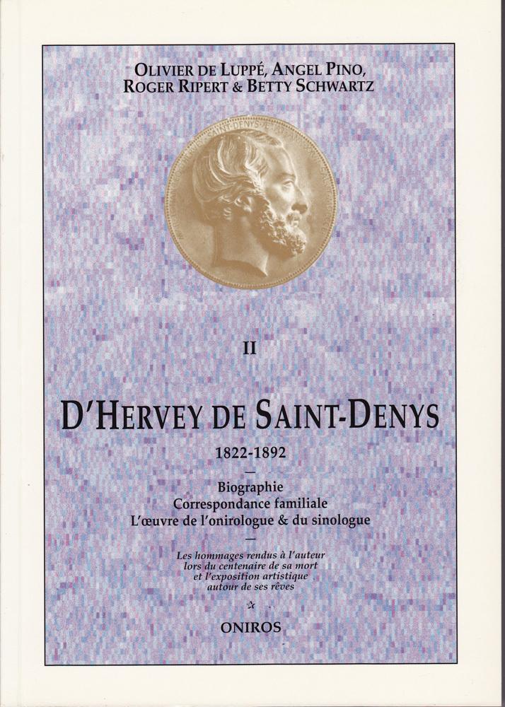 D'HERVEY DE SAINT DENYS