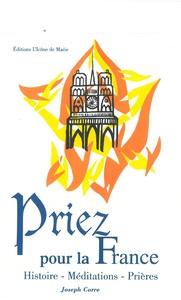 LIVRET DE L'EGLISE NO 24 : PRIEZ POUR LA FRANCE