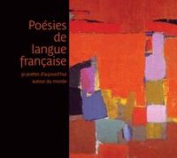 POESIES DE LANGUE FRANCAISE/1CD
