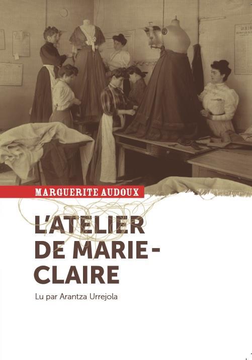 ATELIER DE MARIE-CLAIRE (L') CD/MP3
