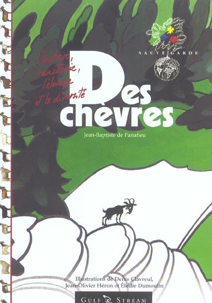 DES CHEVRES