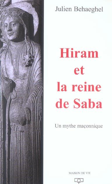 HIRAM ET LA REINE DE SABA NE