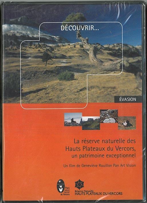 LA RESERVE NATURELLE DES HAUTS PLATEAUX DVD