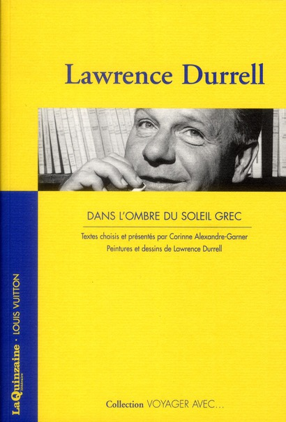 VOYAGER AVEC LAWRENCE DURRELL