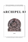 ARCHIPEL, N 83/2012