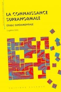 CONNAISSANCE SUPRA-NORMALE (LA)