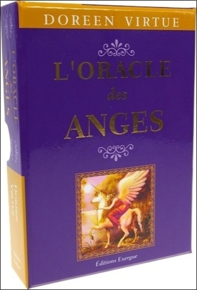 COFFRET L'ORACLE DES ANGES
