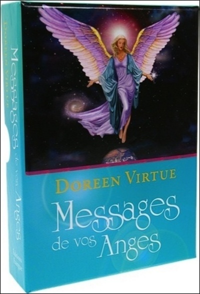 COFFRET MESSAGES DE VOS ANGES CARTES