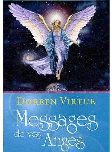 MESSAGES DE VOS ANGES - CARTES (COFFRET)