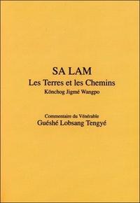 SA LAM - LES TERRES ET LES CHEMINS