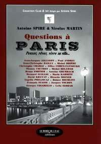 QUESTIONS A PARIS