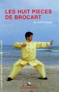 HUIT PIECES DE BROCART