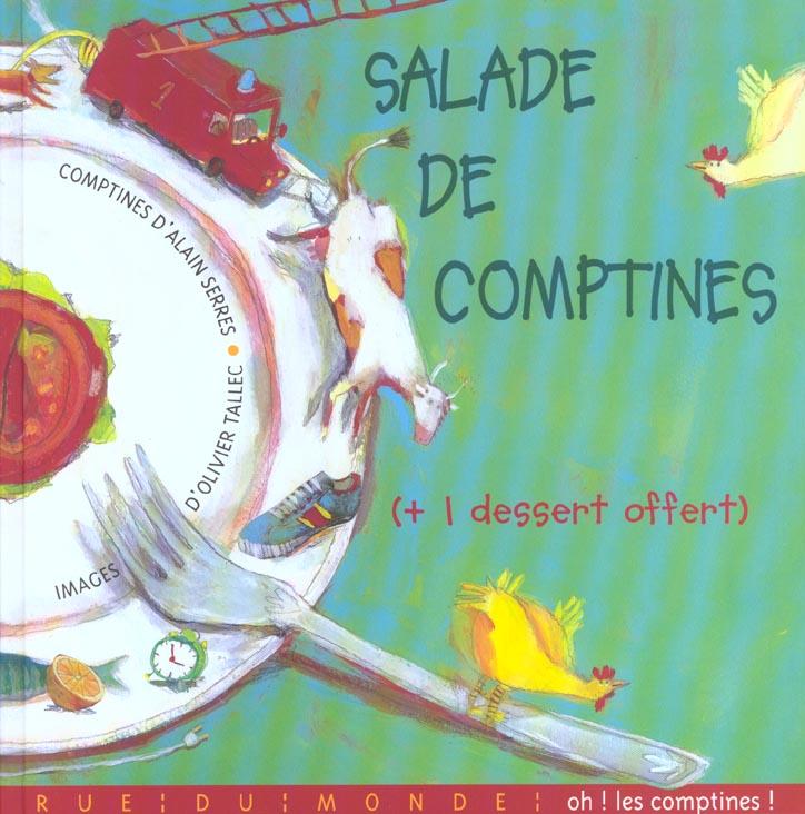 SALADE DE COMPTINES