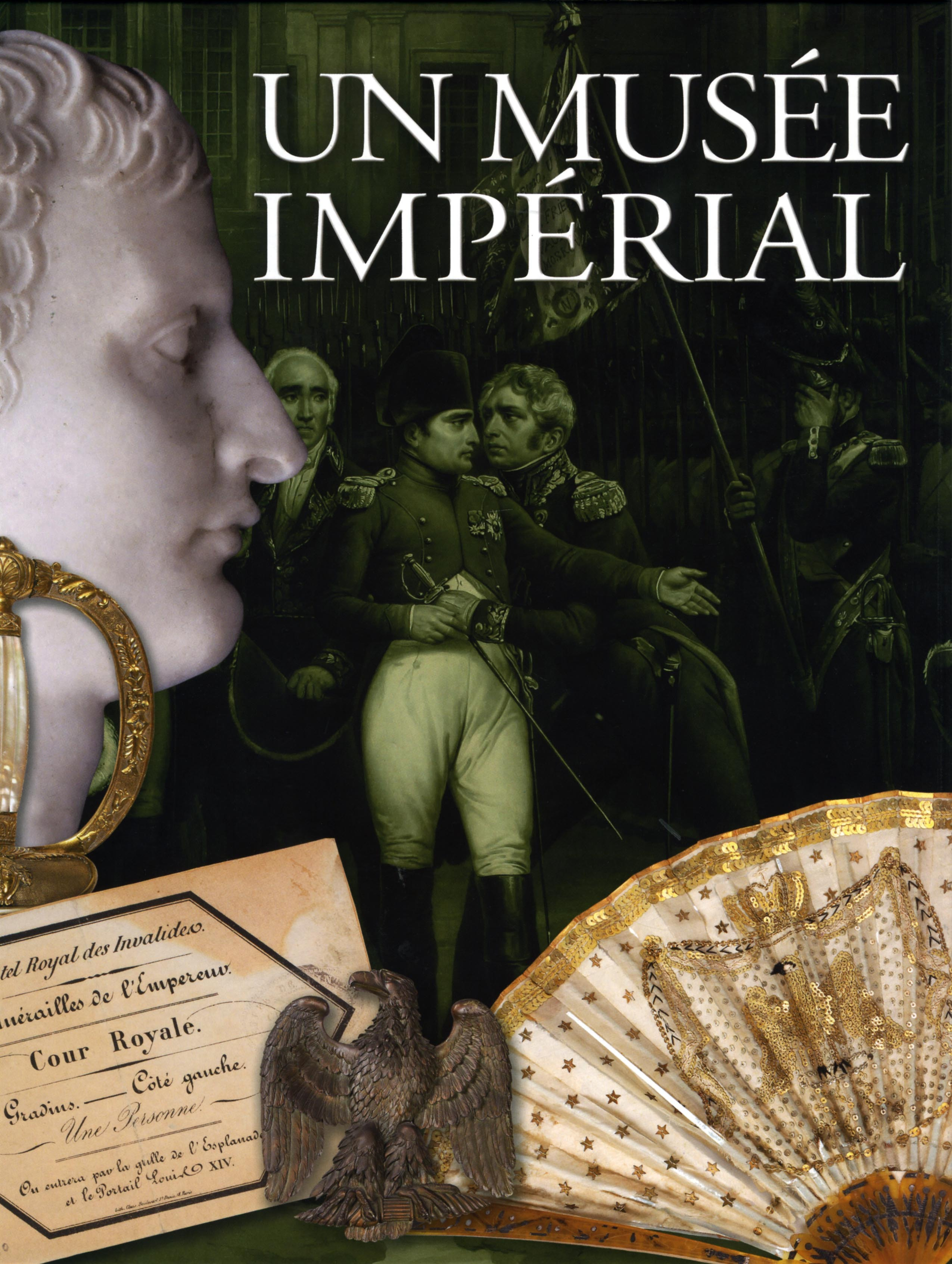 BERRY - LE MUSEE IMPERIAL - LIVRE