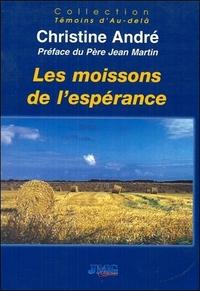 MOISSONS DE L'ESPERANCE (LES)