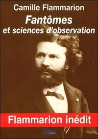 FANTOMES ET SCIENCES D'OBSERVATION