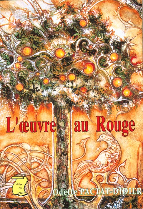 OEUVRE AU ROUGE - 9