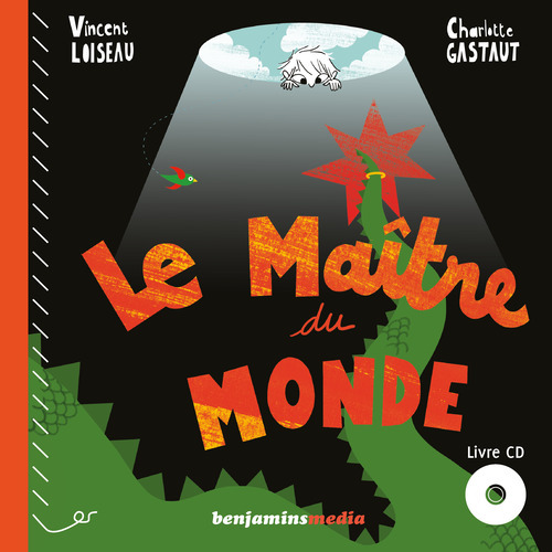 MAITRE DU MONDE (+ CD) (LE)